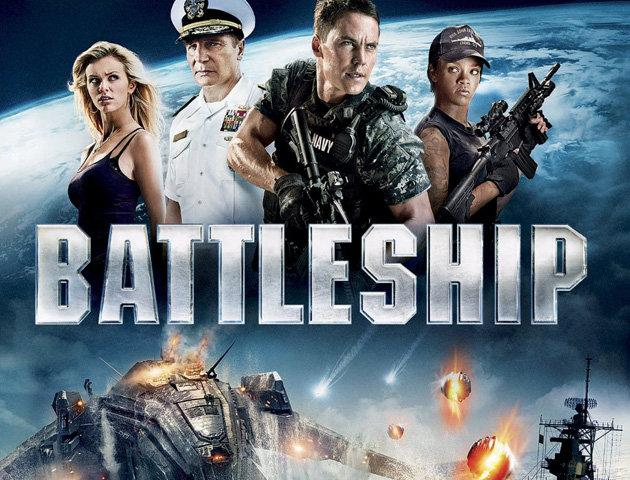 Battleship (film website)