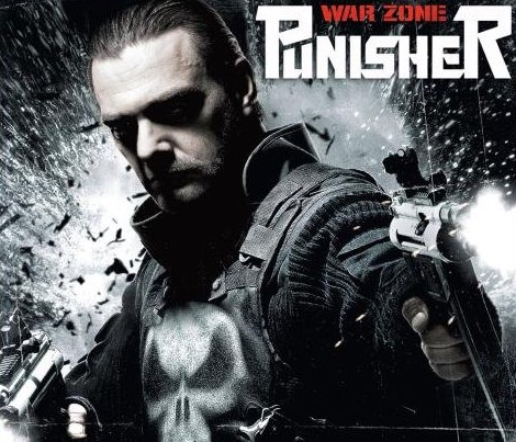 Punisher: War Zone (film website)