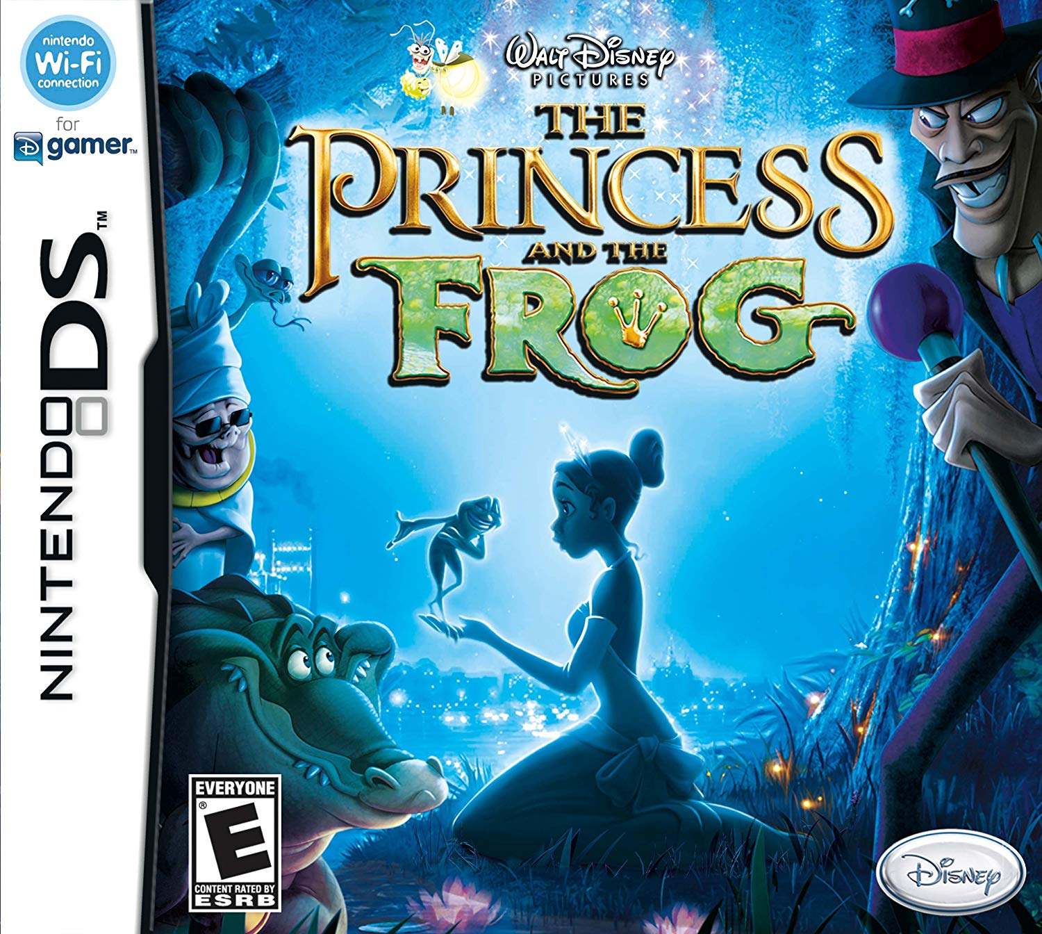 The Princess and the Frog DS