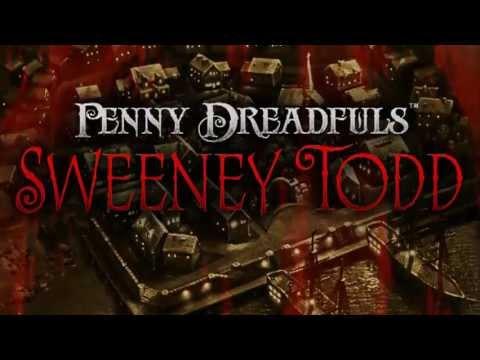 Penny Dreadful's Sweeny Todd