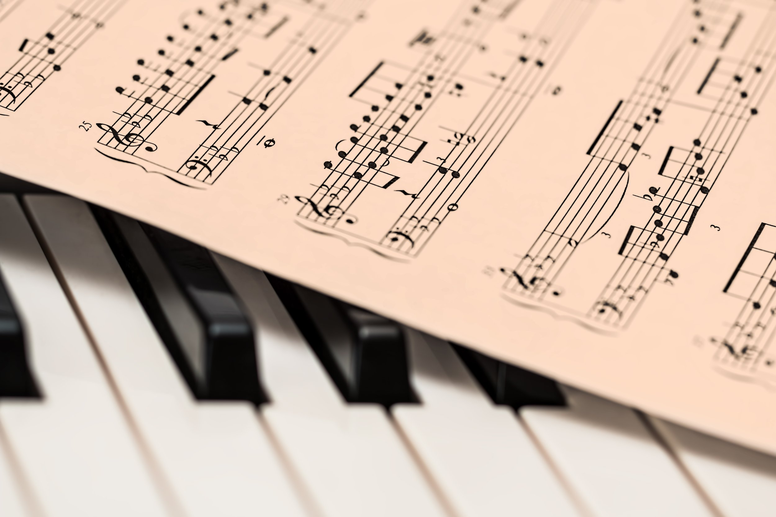 Music Theory / Musicianship Class