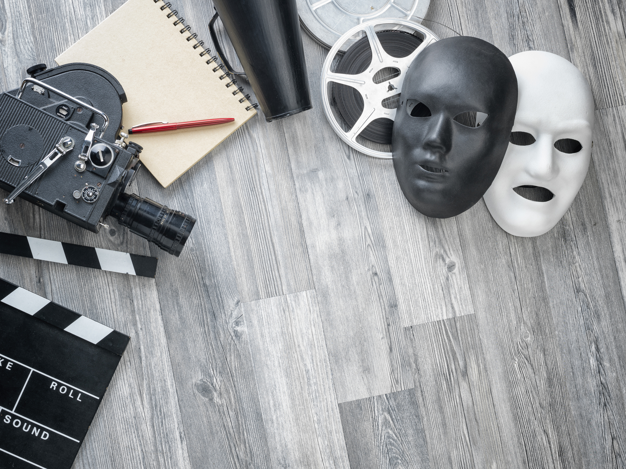Film and Television classes for kids