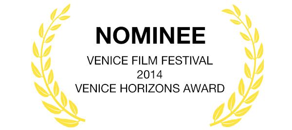 jackie-and-ryan-venice-film-festival-horizons-award-2014-nominee