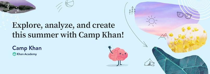 Camp Khan Virtual Summer Camp