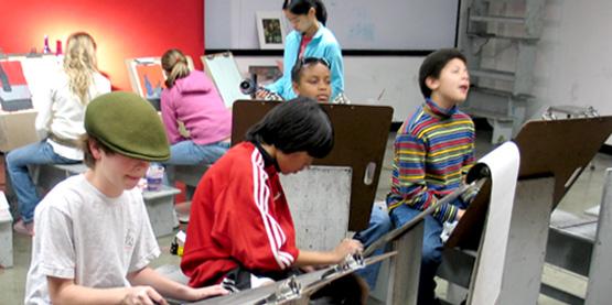 Art Center for Kids @ Art Center College of Design