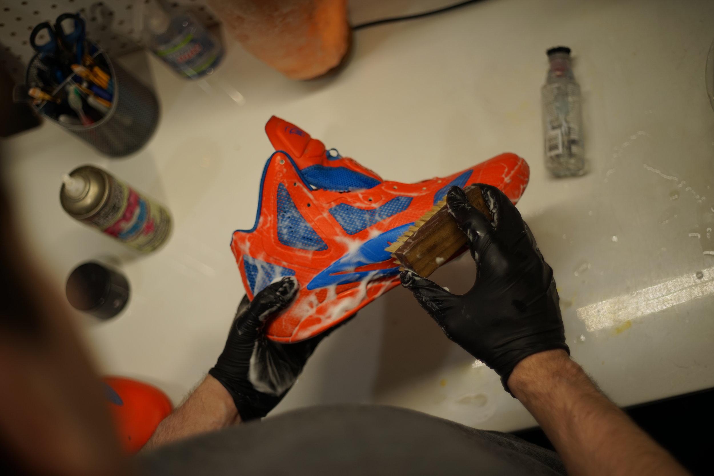 Shoe Care -