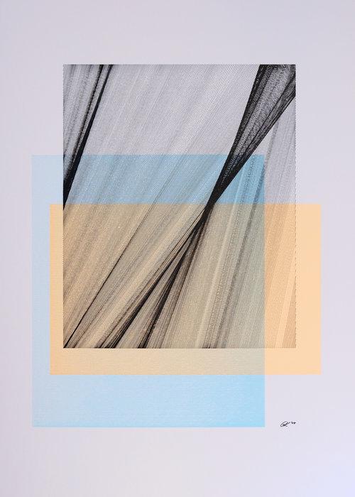 Pen Plotter Artwork | Gunther Kleinert — theVisualVoices