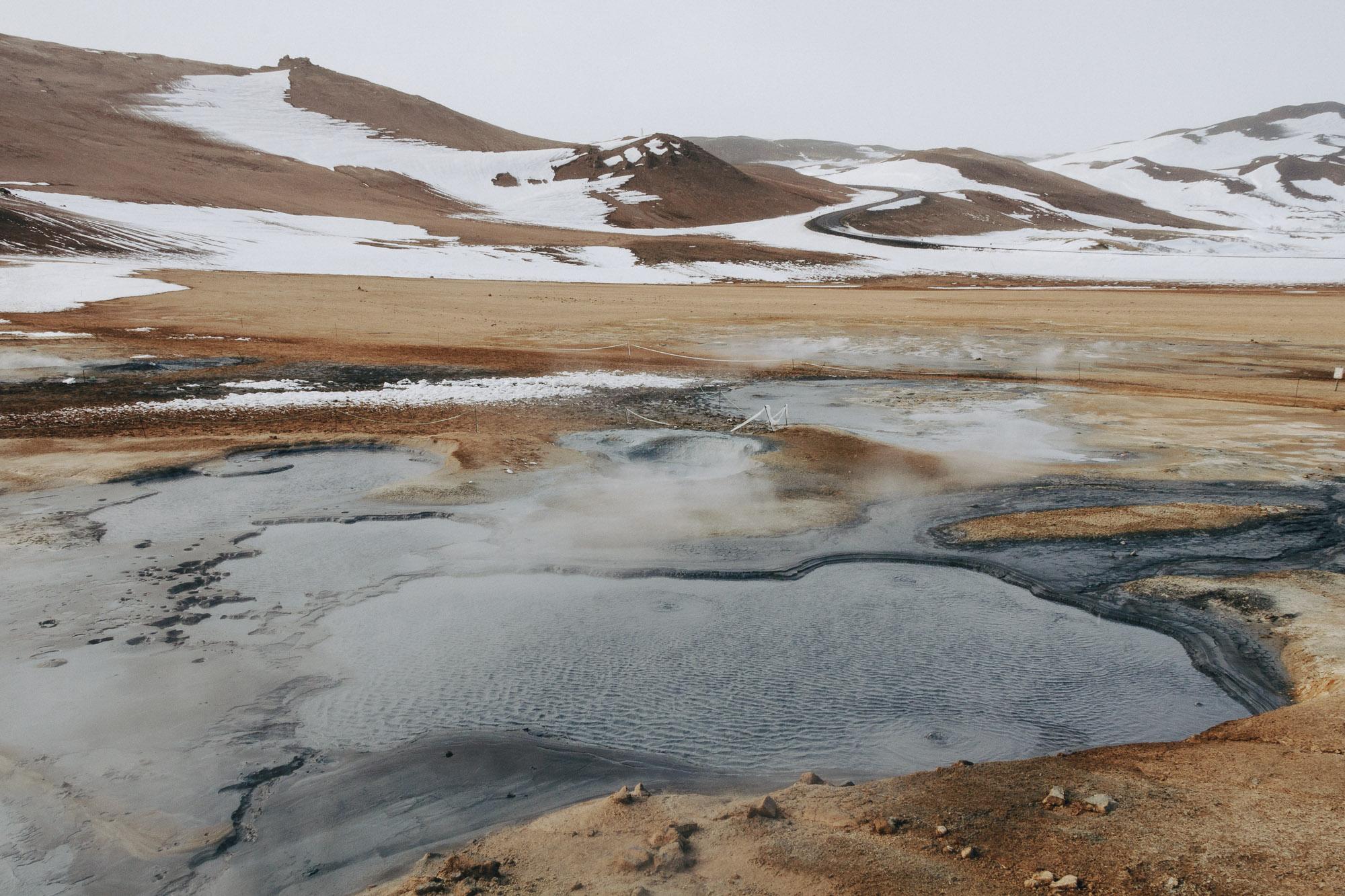 Iceland: Vanishing - a series by Virginie Chabrol