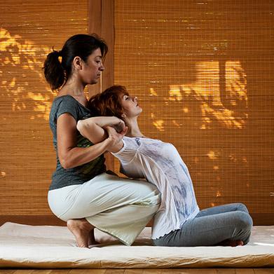 Thai Yoga Massage -