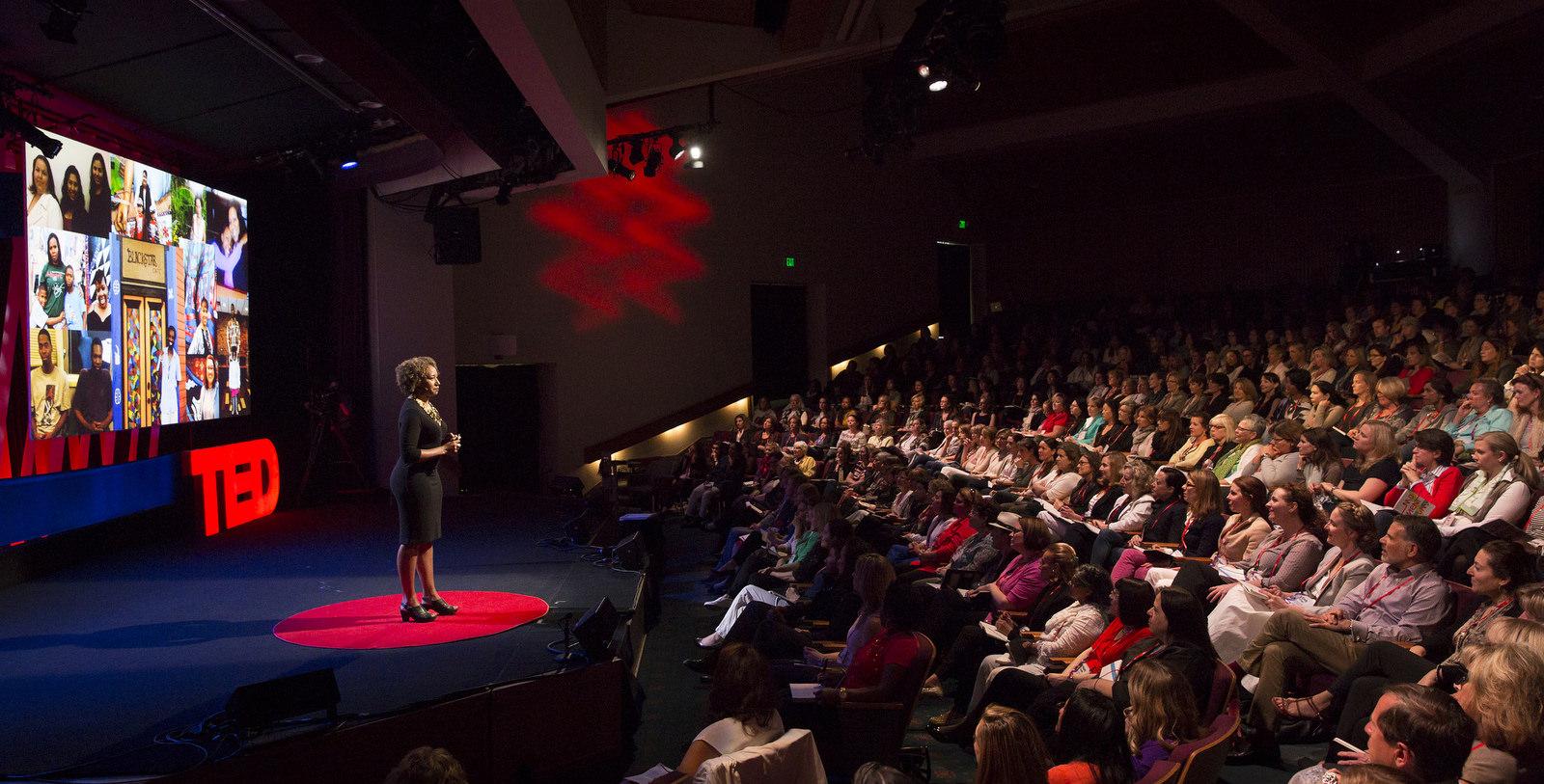 Ted Talks Women
