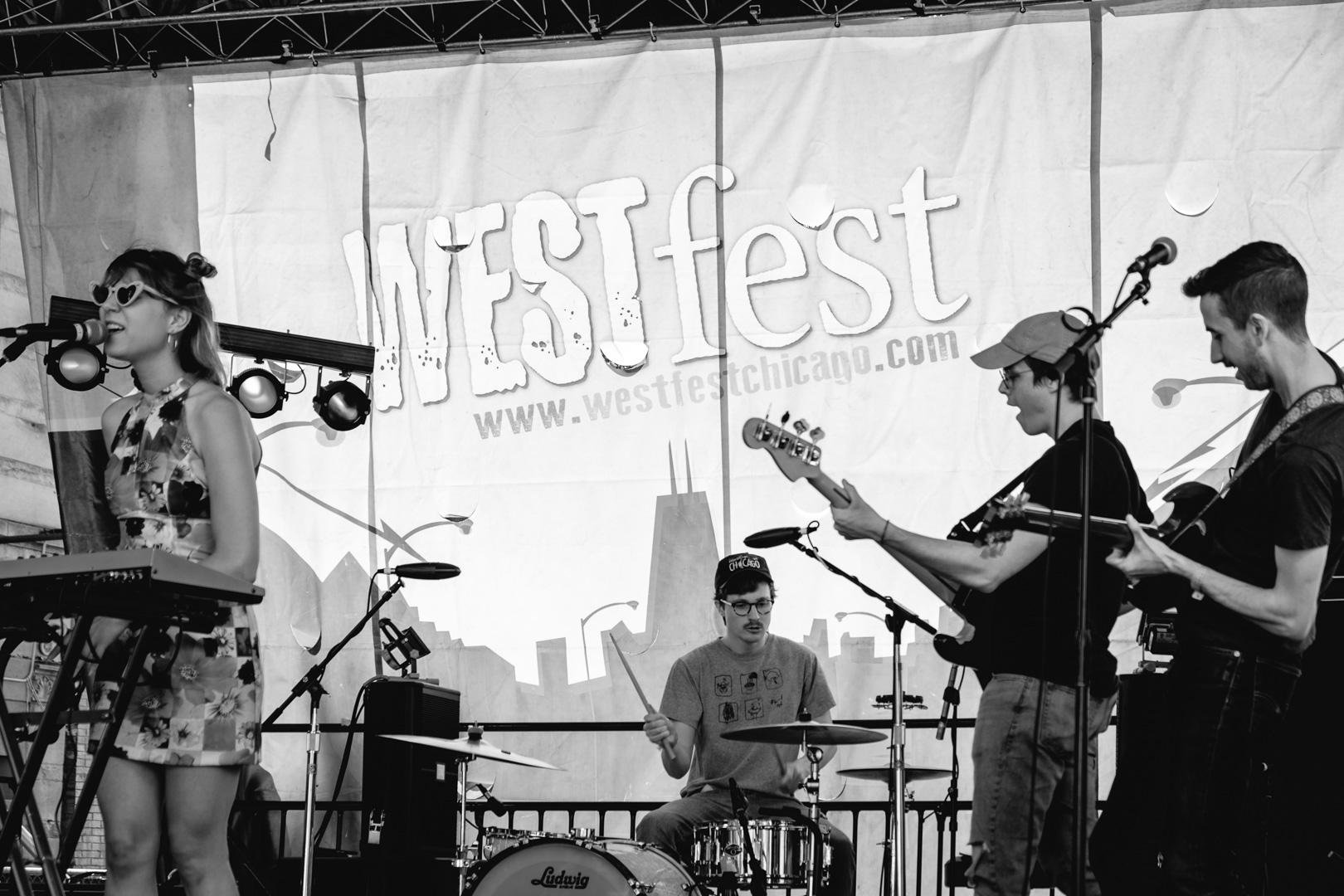 Varsity - West FestJuly 7th