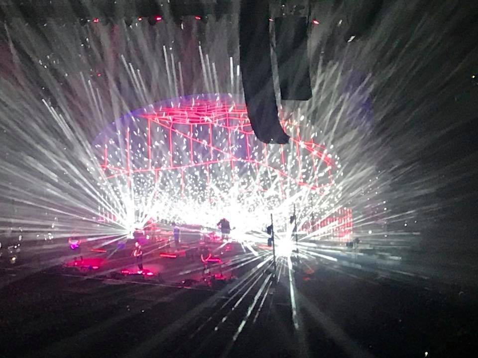 radiohead - United CenterJuly 6th