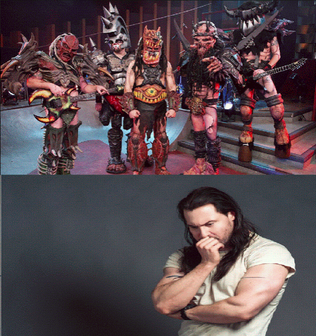 gwar / andrew w.k. - 7:30 - 8:30 / 9:00 - 10:00 Rebel StageWe're pretty sure it's required by Riot Fest law to see one or both of these sets. Bonus points if blood gets on you (fake or otherwise)