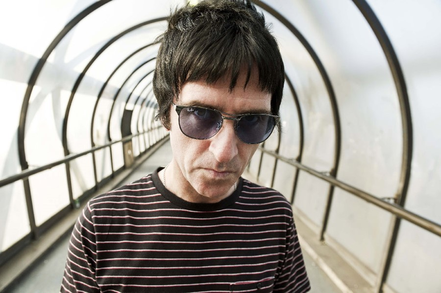 "johnny marr - 3:50 - 4:35 Roots StageYou really need an excuse to check out the man behind The Smiths"" Sure Morrissey was the face but Marr was the music. His solo stuff has the same English fog feel. We know you'll want to hang your head, stare at the ground, and feel sorry for yourself."