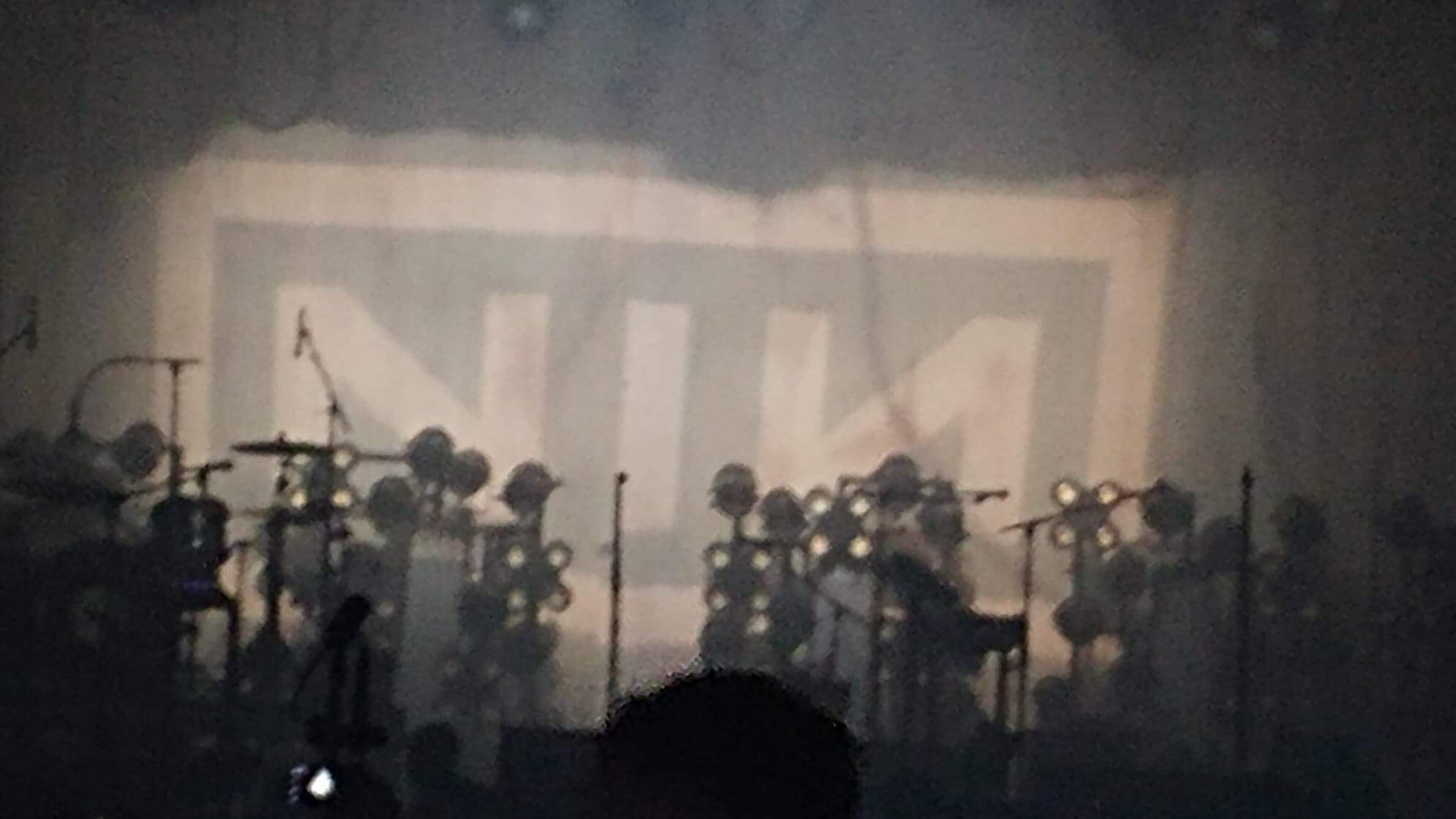 nin / the jesus and mary chain - Aragon BallroomOctober 26th