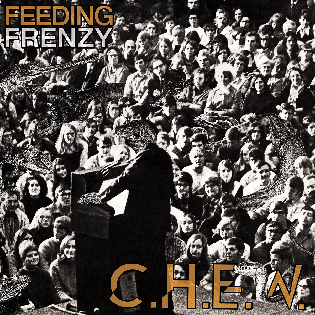 C.H.E.W. - Feeding FrenzySeptember 28thLocal hardcore quartet C.H.E.W. is the most intense act we witnessed in 2018, and their new record Feeding Frenzy carries the same raw power as their live show. Doris Carroll's potent bellows just decimate the competition. If you're a lover of hardcore and don't own this record, it's time to correct that mistake. They are opening for Portrayal of Guilt downstairs at the Sub T on February 20th. Tix are $10.-KPL