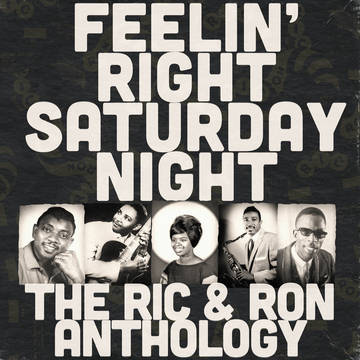 Various Artists - Feelin' Right Saturday Night: The Ric & Ron AnthologyDecember 7thIssue #39The end of the year is typically light for releases. It is also a brilliant time to revisit a bit of NOLA history in order to give this album the attention it deserves. Even an album of this weight is at risk of getting lost in the shuffle behind the sheer amount of new music being released these days. FRSN is a brilliant homage to NOLA rhythm and blues legends Professor Longhair, Irma Thomas, Eddie Bo and Al Johnson, along with Joe Jones, in celebration of the 60th anniversary of New Orleans R&B label Ric Records and its sister label Ron Records.-LPL