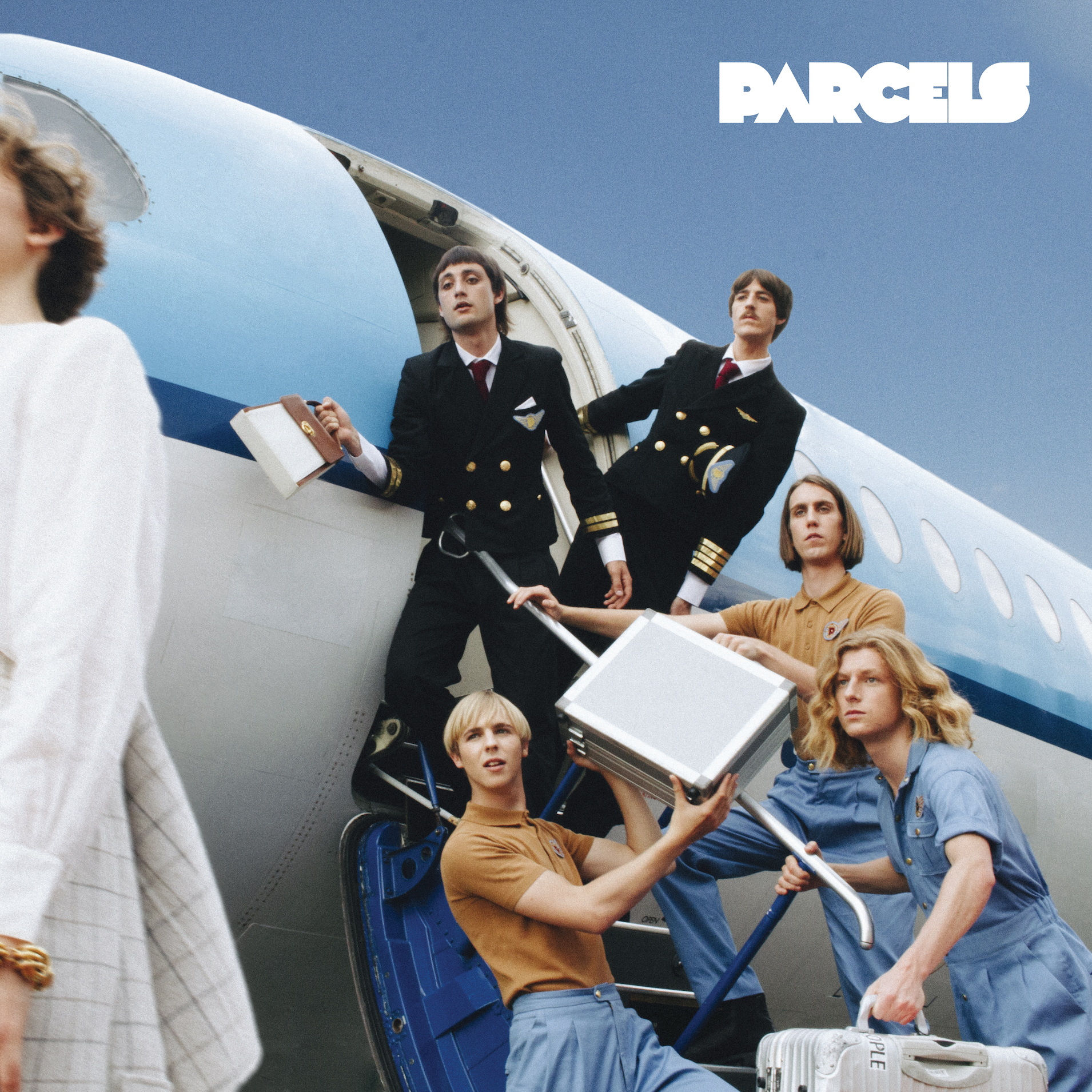 Parcels - ParcelsOctober 12th#32This one got a LOT of play and brought boundless joy to our house. Listen to this one as you ride your bike through the city. Just please use a speaker (not earbuds) so you can share the Parcels love and be safe as you cruise past the rest of this city. Parcels is playing March 1 at Lincoln Hall. Tix are $15. ($17 door)-LPL
