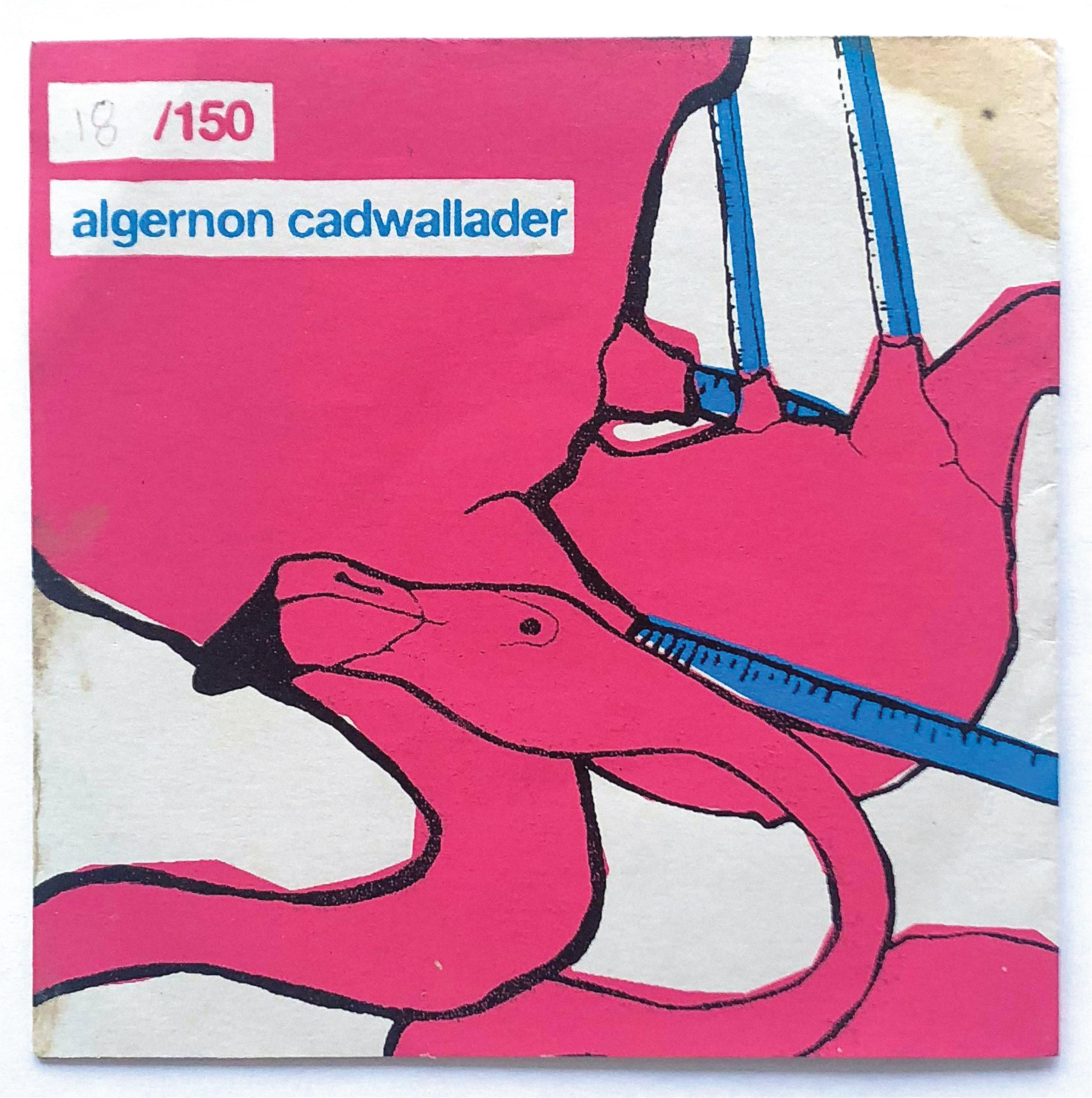 Algernon Cadwallader - Algernon Cadwallader
