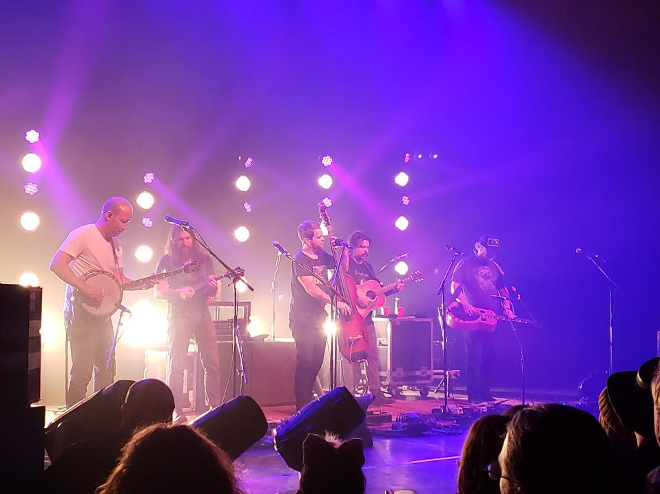Greensky Bluegrass / Jeff Austin Band - The RivDecember 28th2018