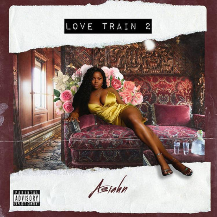 Asiahn - Love Train 2