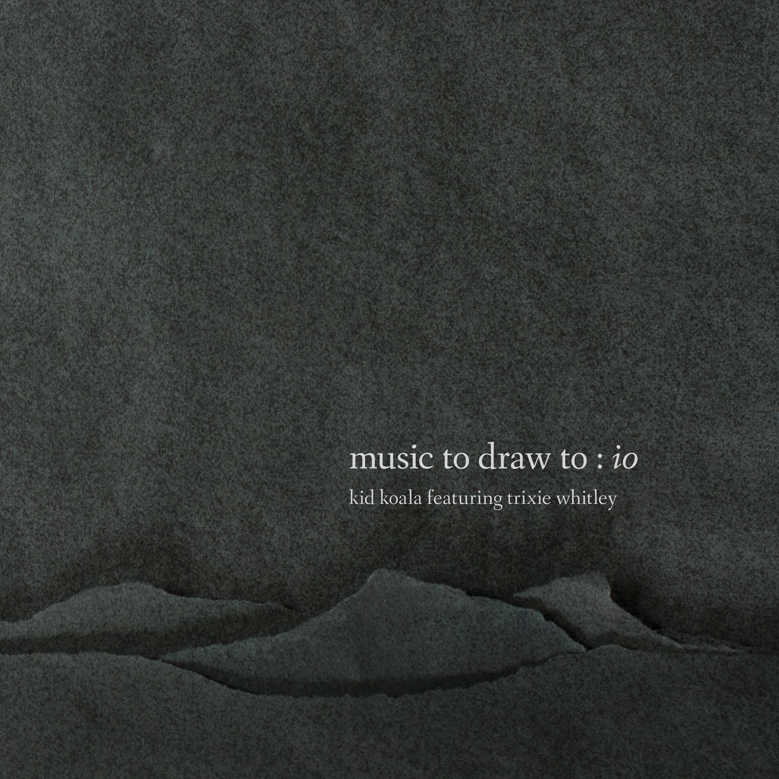 KID KOALA - Music To Draw To: Io