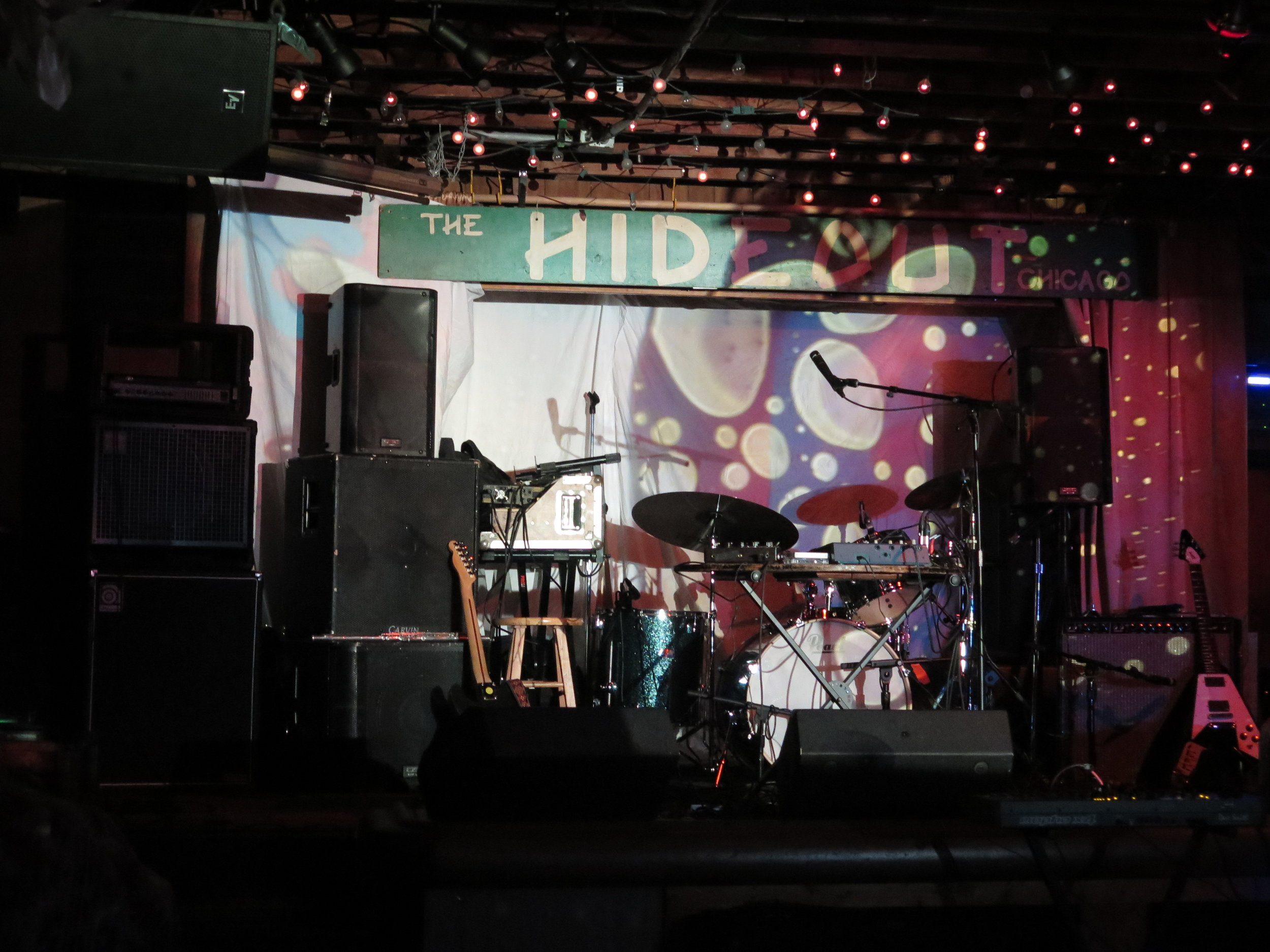 Chicago Psych Fest 10: Night 2Dead Rider / Twila Bent / Plastic Crimewave Syndicate and ONO / SPVD / DJ Catie - OVisuals by Liquid Sky Light Show - The HideoutFebruary 1st