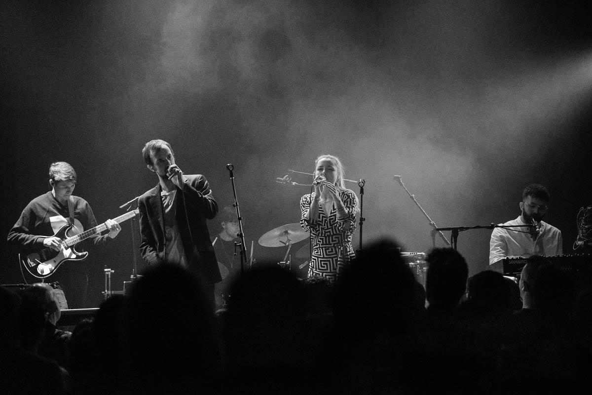 HÆLOS / Fee Lion - Lincoln HallMarch 28th