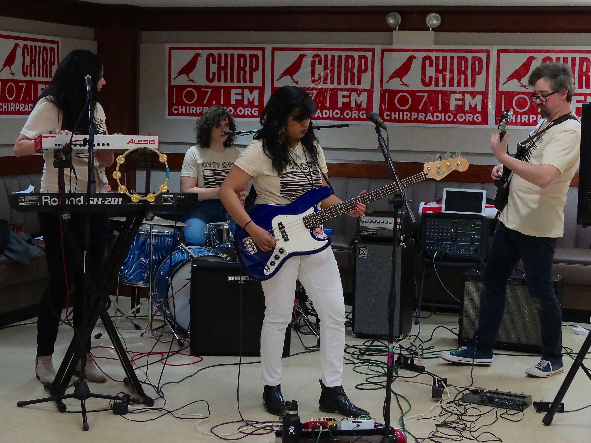 chirp record fair - Plumbers Union HallMay 4th