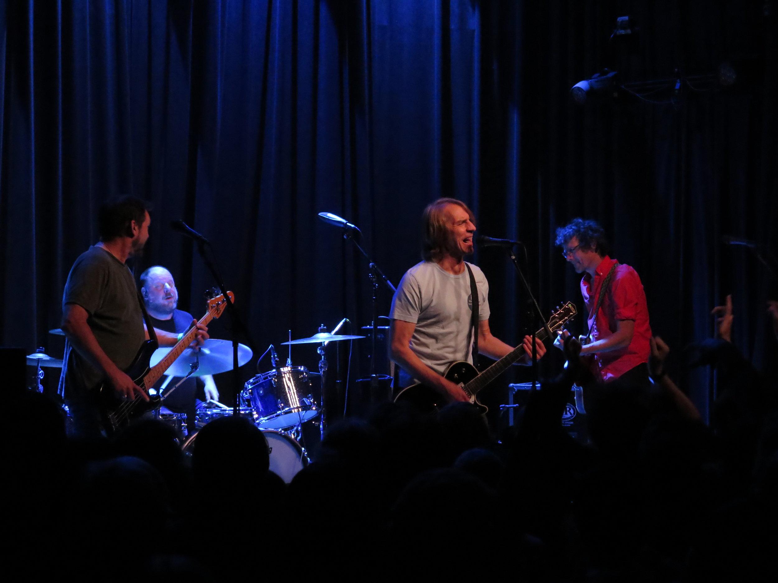 Mudhoney / Metz - Lincoln HallMay 26th