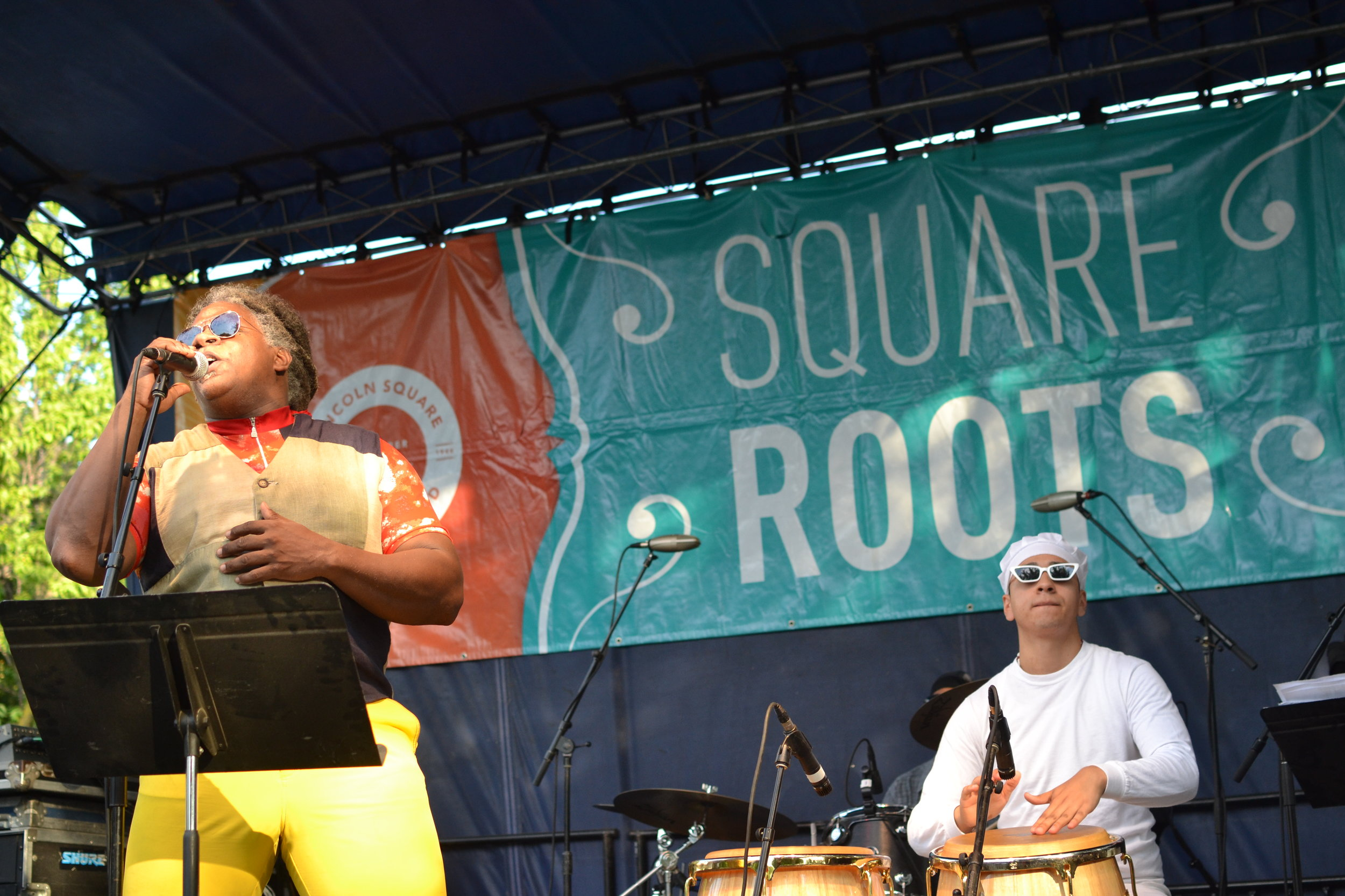 square roots Fest - Lincoln SquareJuly 5 - July 7