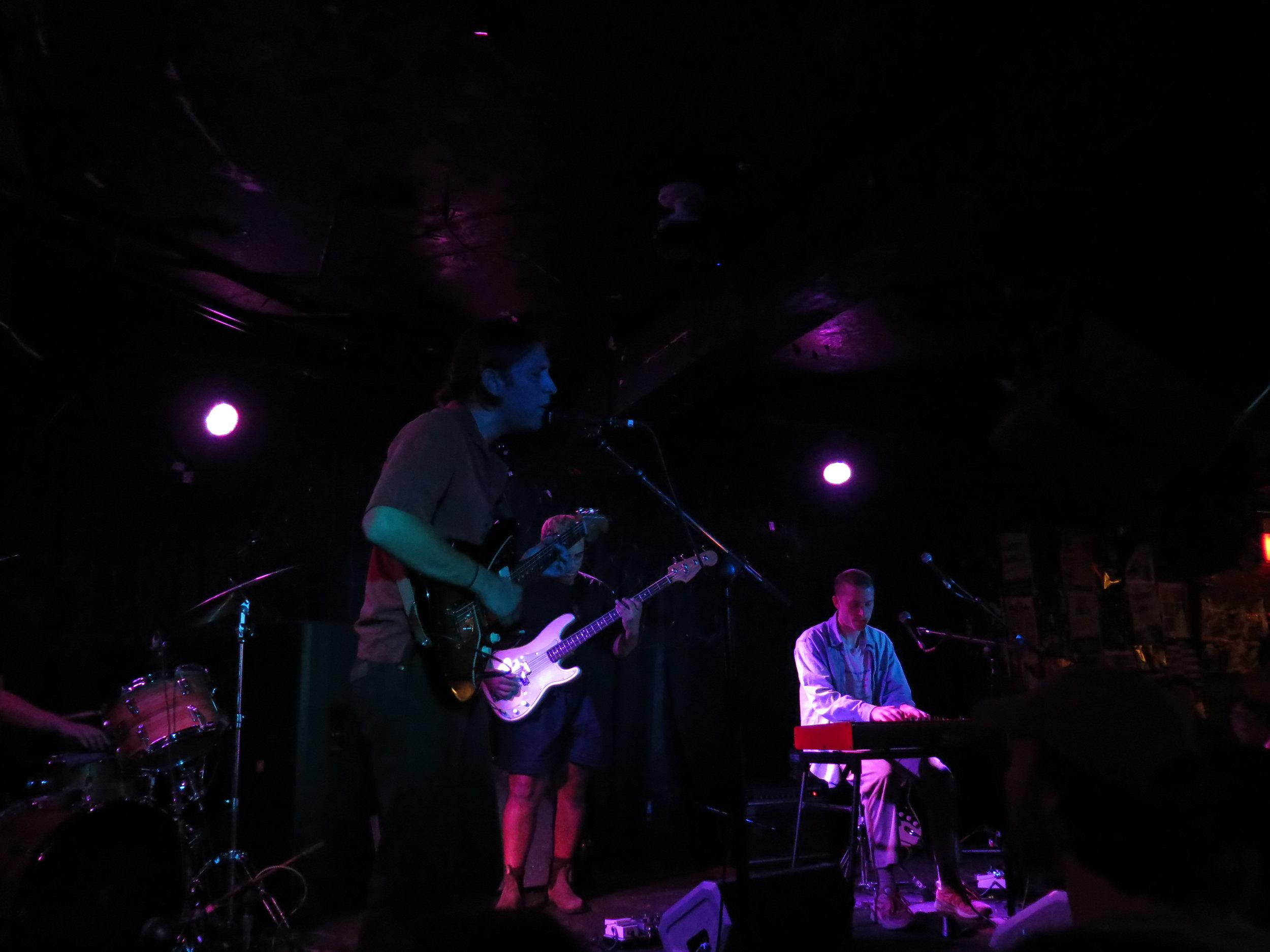 Hovvdy - Lomelda / Ghost OrchardEmpty BottleAugust 26th