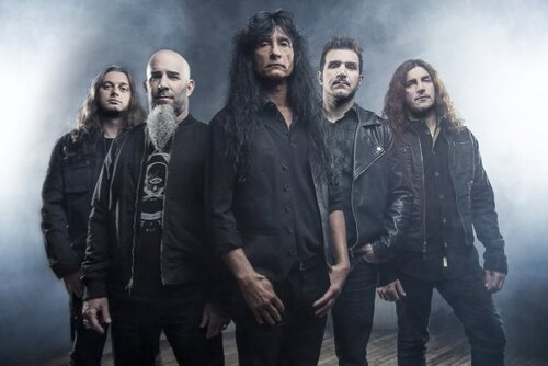 Anthrax - Radicals Stage 6:00 - 7:00Few bands would subject themselves to their fans' will, but heavy metal legends Anthrax are doing just that when they launch into an hour set of fan requests... Satan help us all. -Kyle LandAnthrax on Spotify