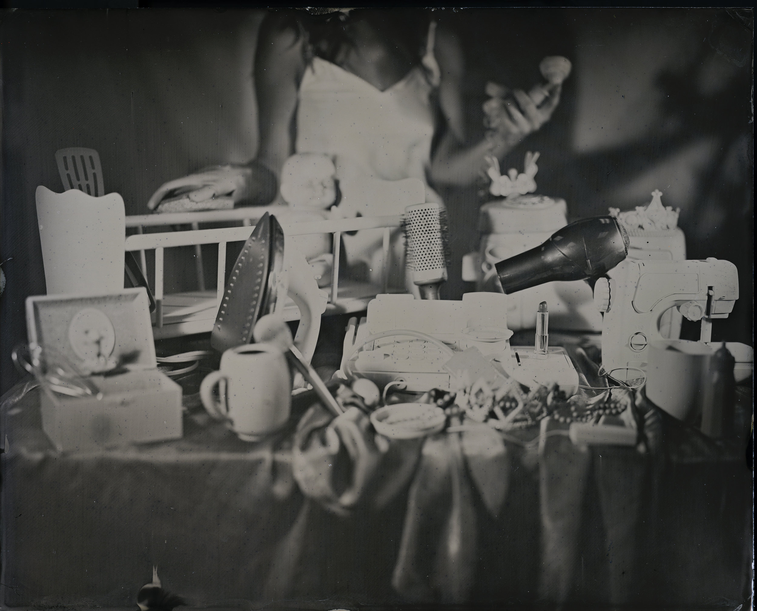 Still of Tiffany's objects