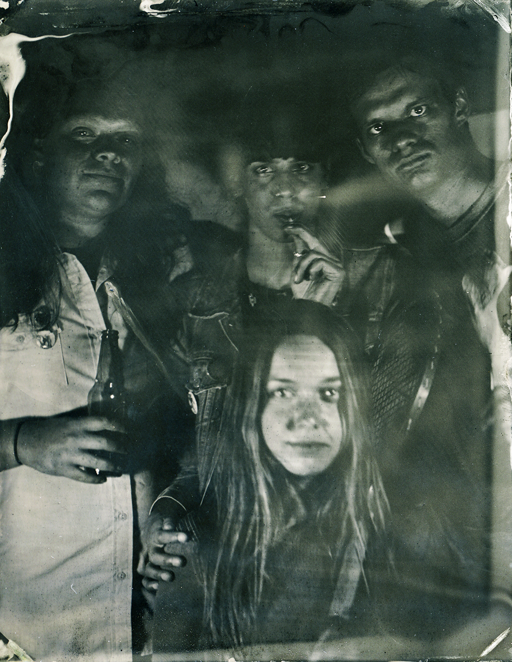 Tillman, Genevieve, Chase, & Lydia