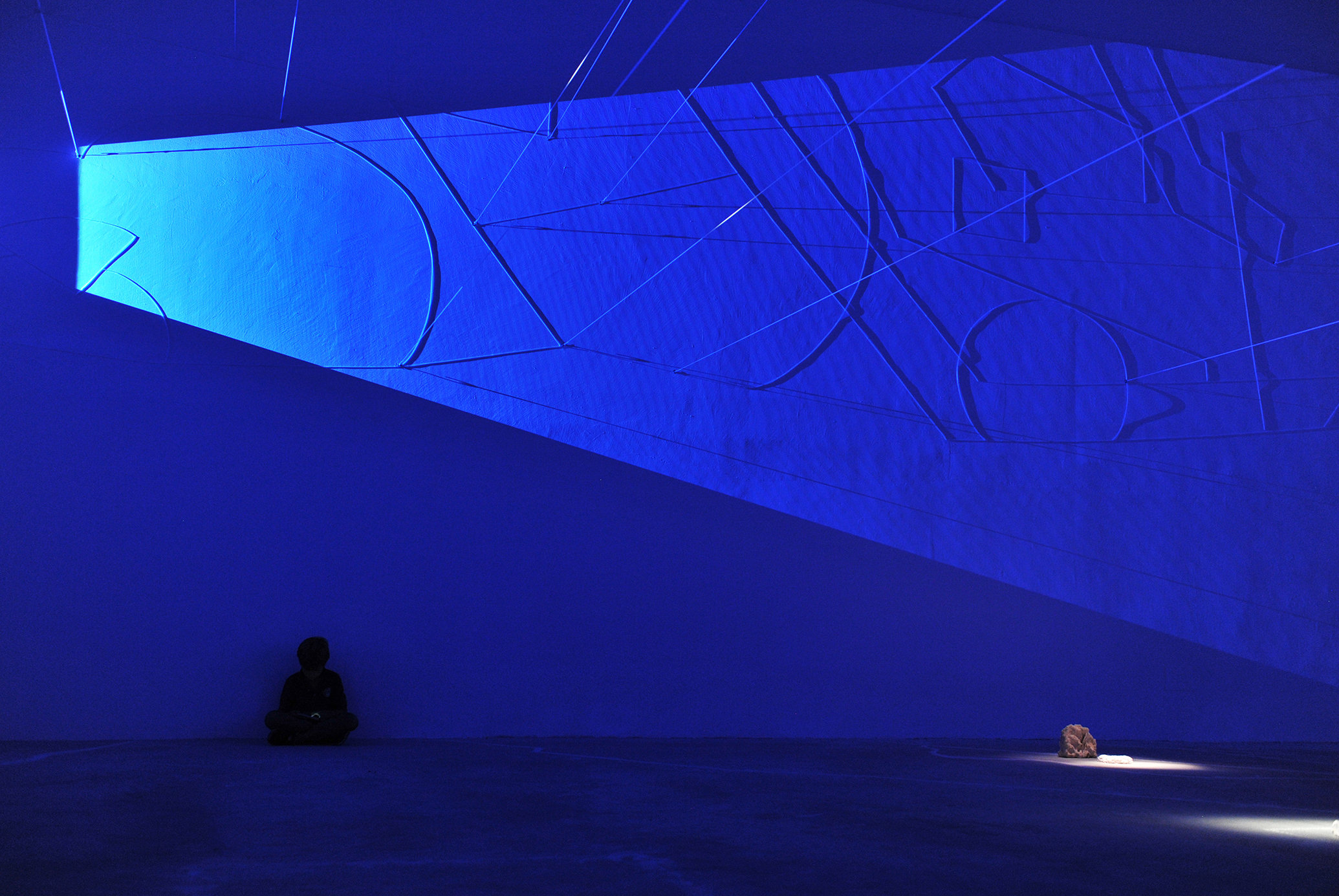 Intimacies (Mediterranean Civilization) , 2017, installation view