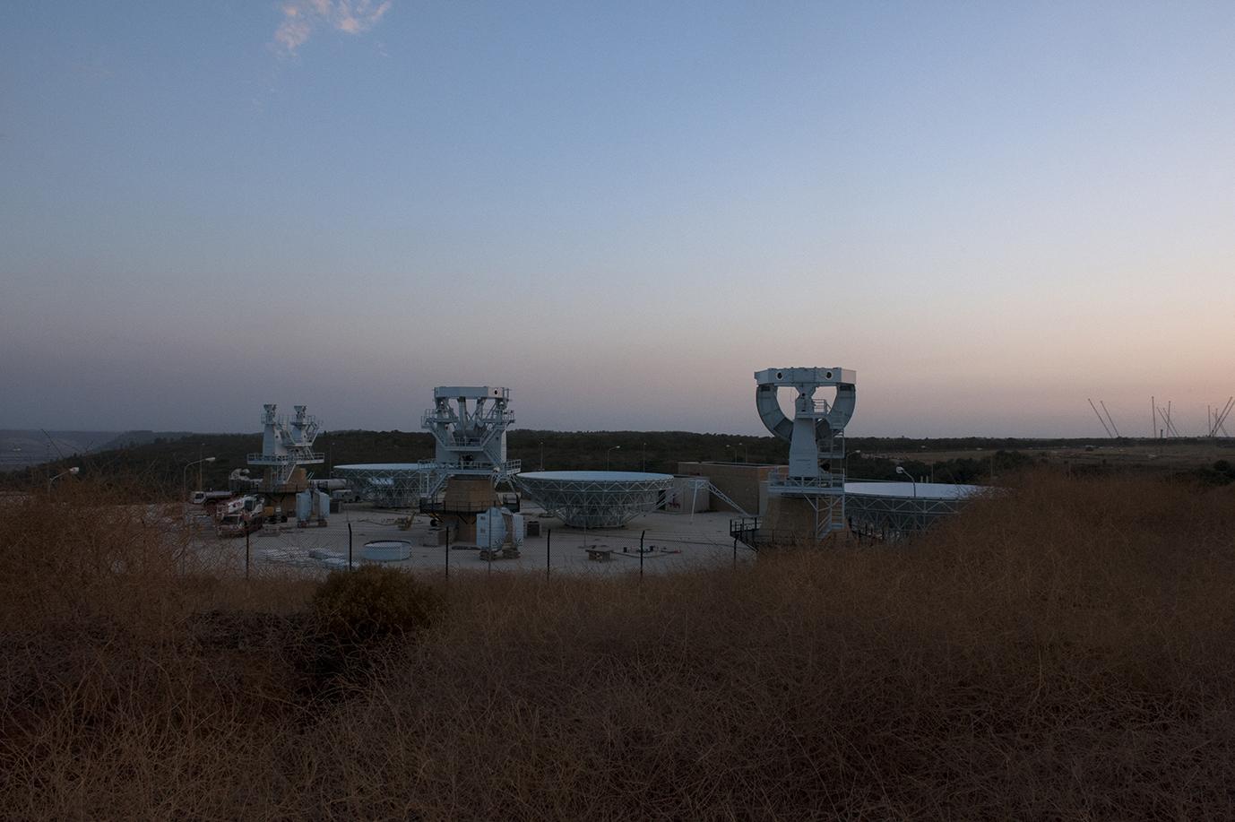 "M.U.O.S Construction Site,  2013, C-type print, 40""x60"""