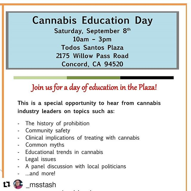 Come out come out to Concord! Its A Day of education and to get the 411 on legalization in the East Bay. 🔥🔥 I will be moderating the Political Panel from 2:10p-2:50. A discussion with a panelist group of local political leaders: Concord Mayor Edi Birsan, Concord City Council Candidates Kenji Yamada & Judy Herman, Walnut Creek Mayor Justin Wedel, Walnut Creek Council Member Kevin Wilk, and Walnut Creek Candidate Iman Novinhone 🔥🔥