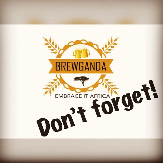 Don't forget to head over to embraceitafrica.org before April 16 to learn about our fundraiser event, Brewganda!