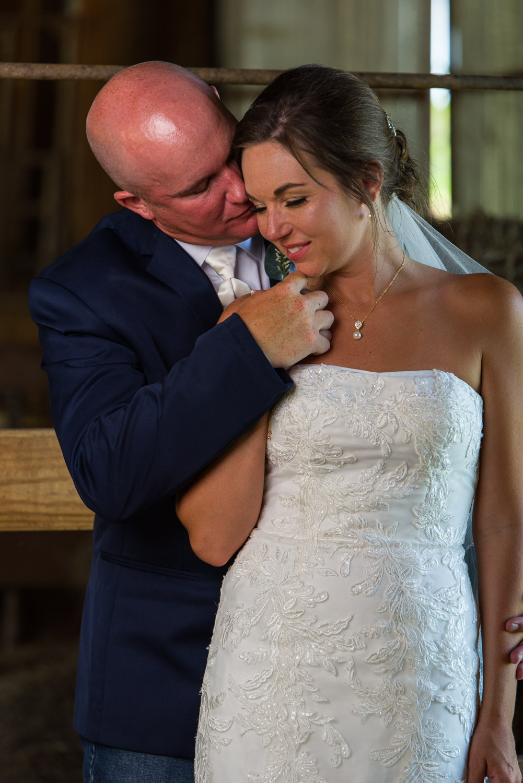 Chris and Leah Gerdes Wedding Medicine Lodge Kansas