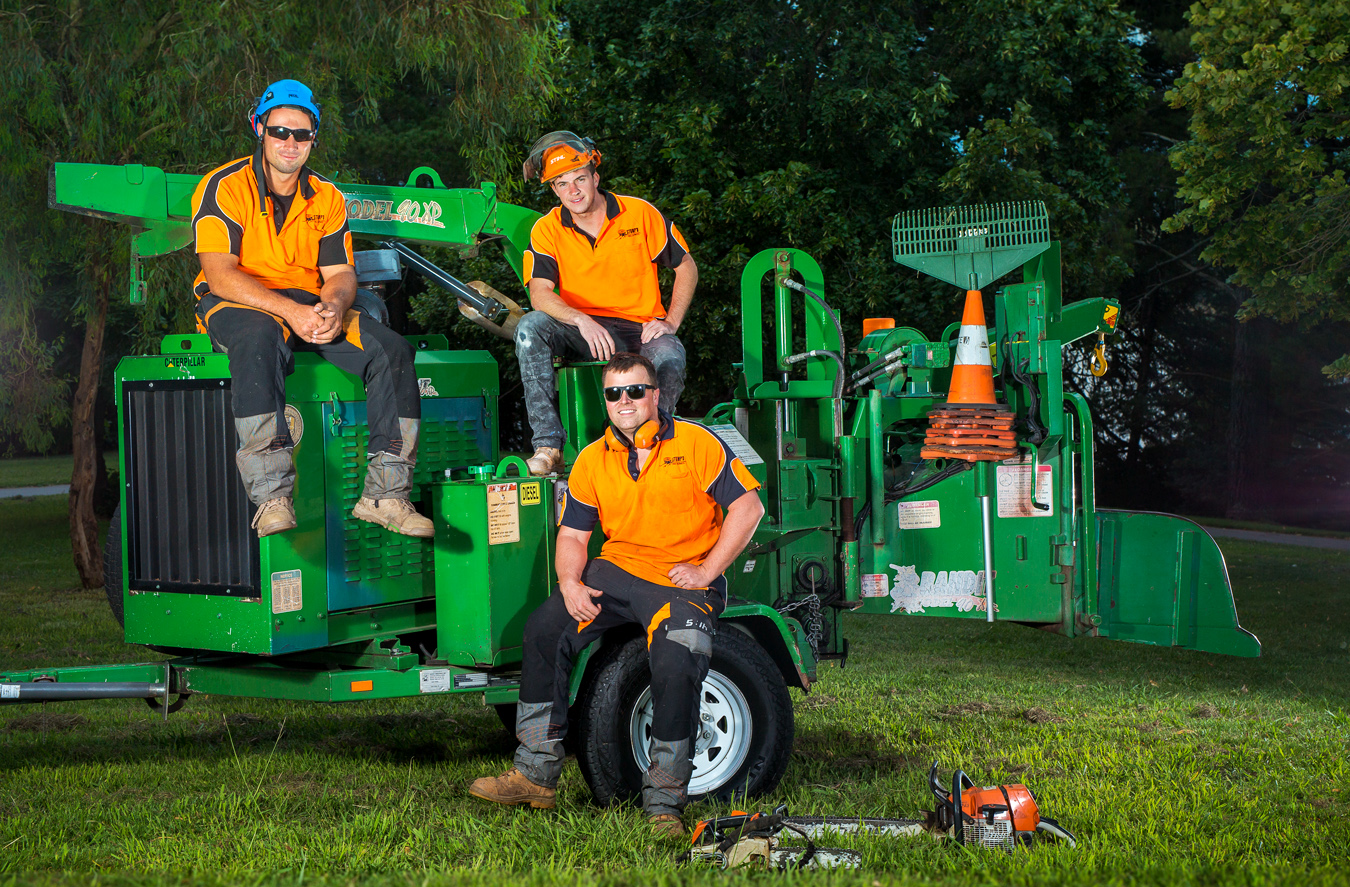 Stump'd Tree Services Canberra Team 4