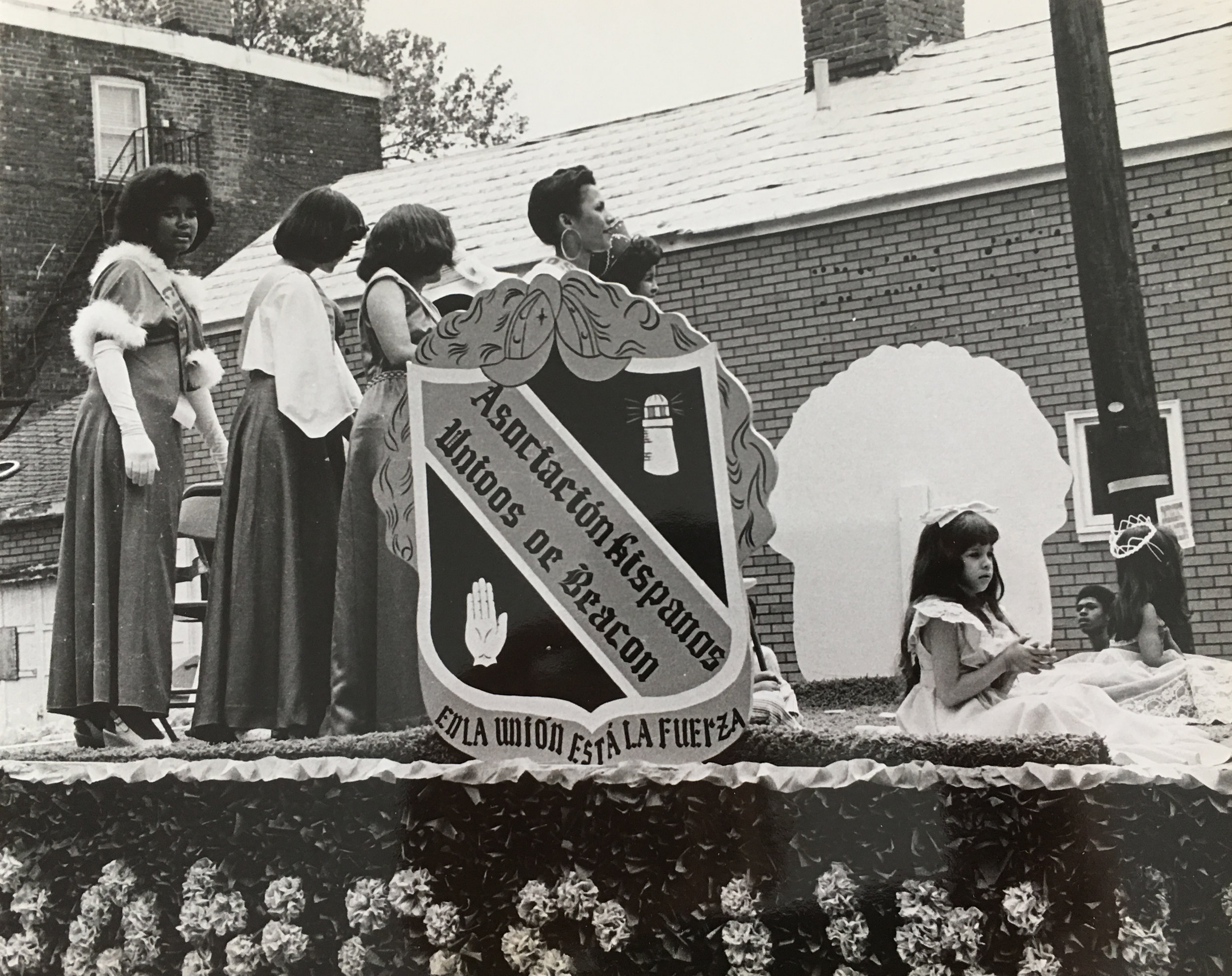 First Spirit of Beacon Parade 1977, courtesy of the Beacon Historical Society