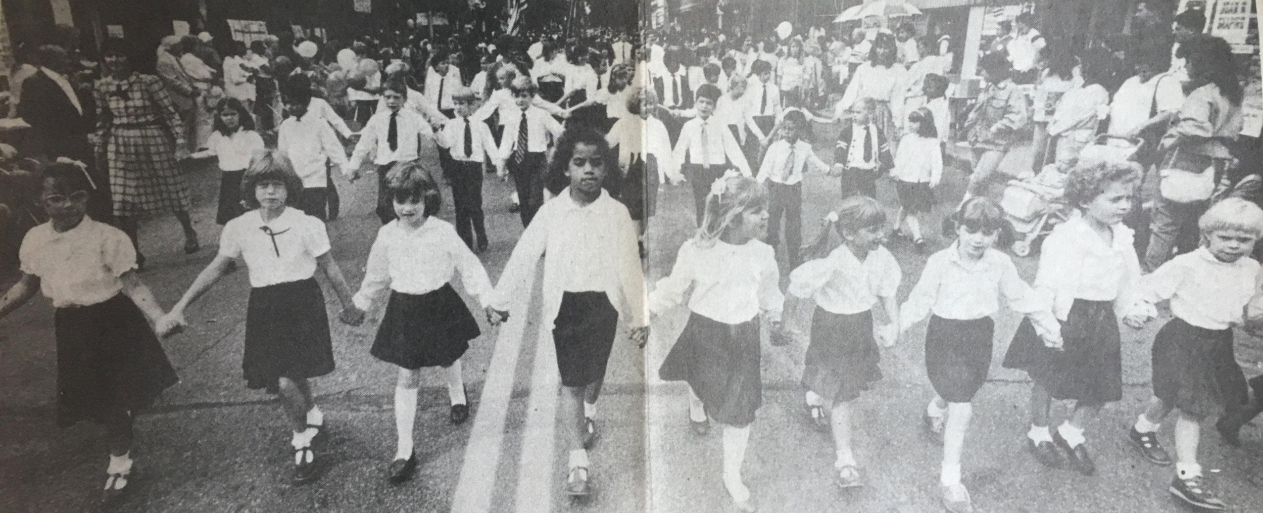 Spirit of Beacon Day 1988, courtesy Beacon Historical Society / Beacon Evening News