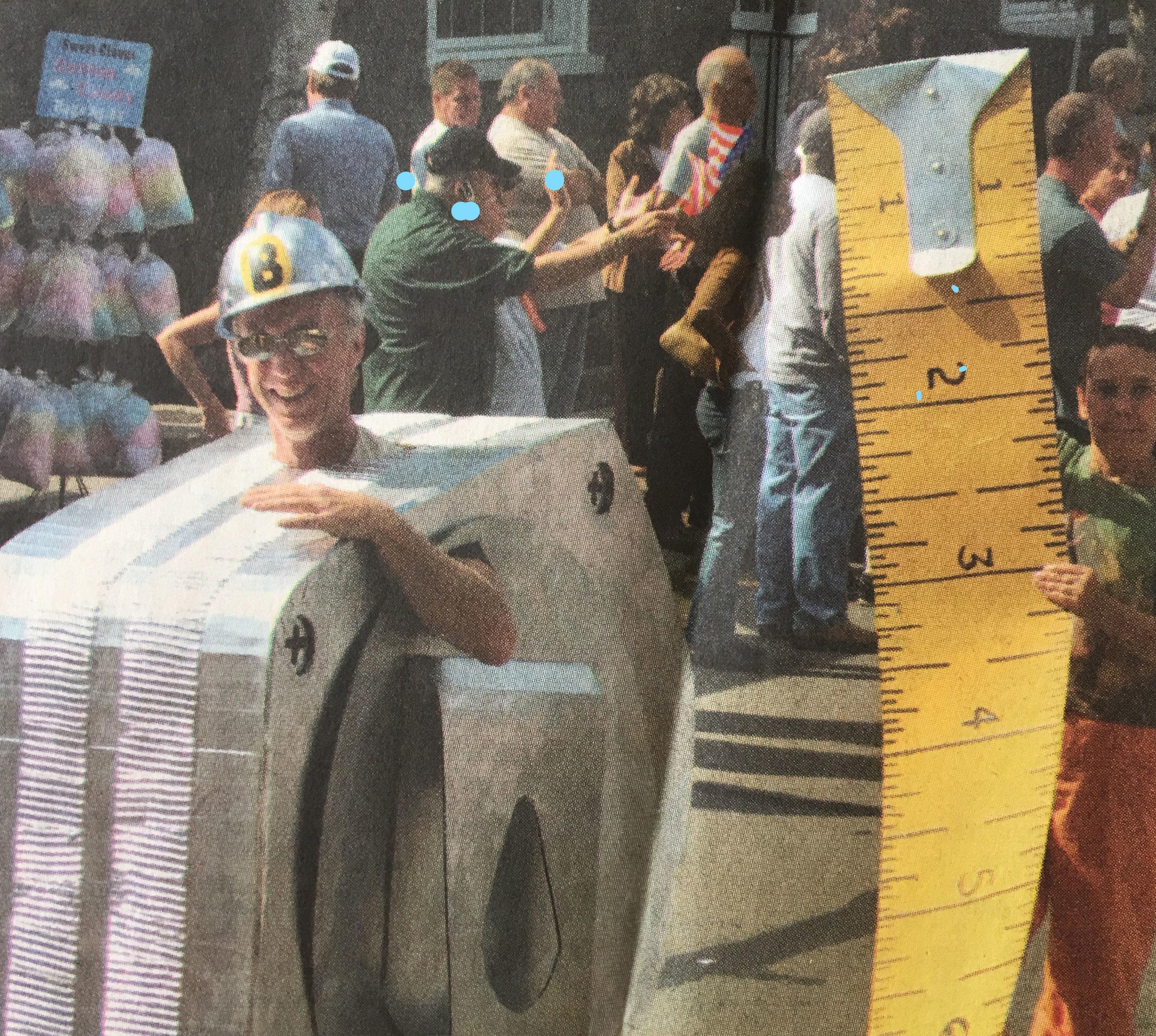 Spirit of Beacon Day2007, courtesy Beacon Historical Society / Beacon Free Press