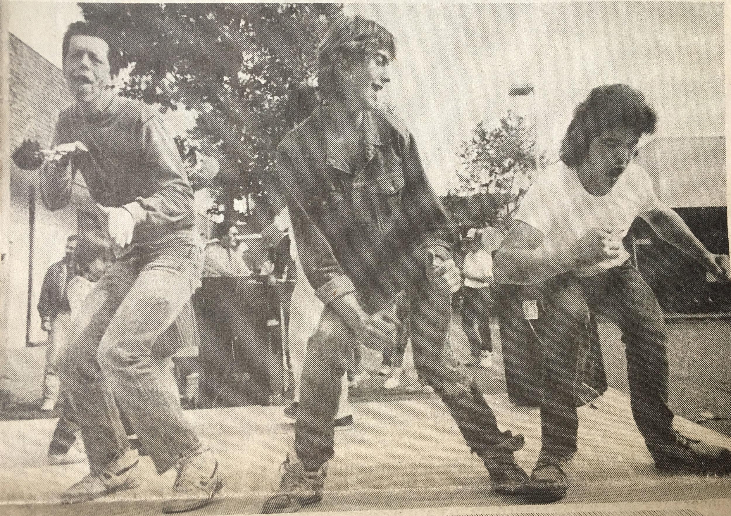 Spirit of Beacon Day 1988,courtesy Beacon Historical Society / Beacon Evening News