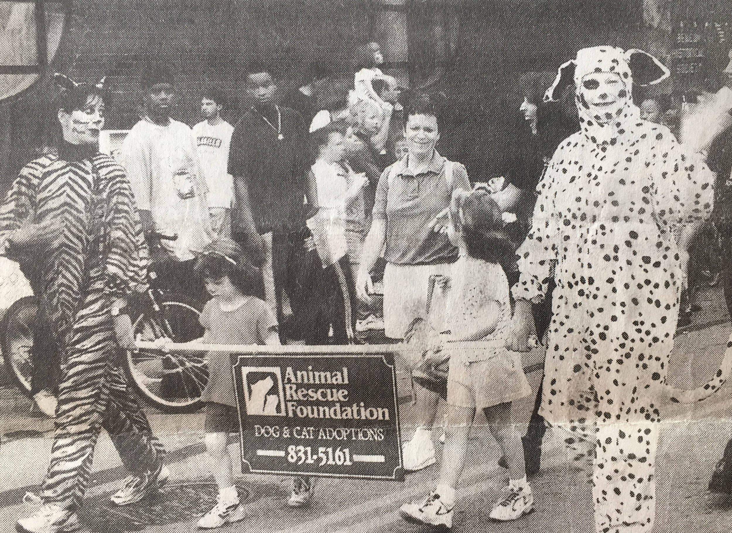 Spirit of Beacon Day 2000 , courtesy  Beacon Historical Society/Beacon Free Press