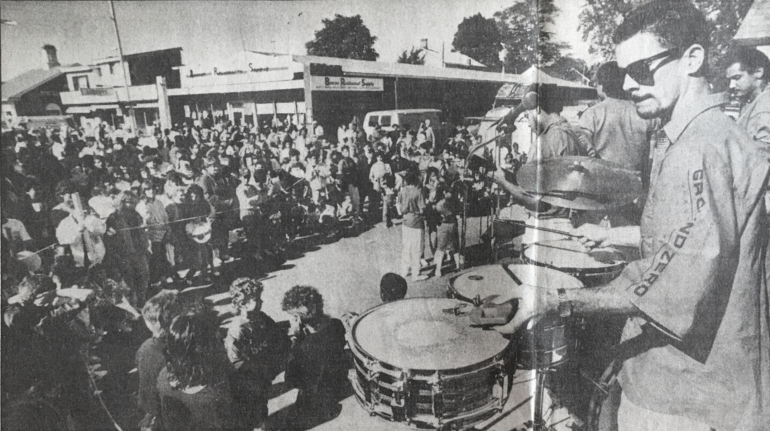 Spirit of Beacon Day 1989, courtesy Beacon Historical Society / Beacon Evening News
