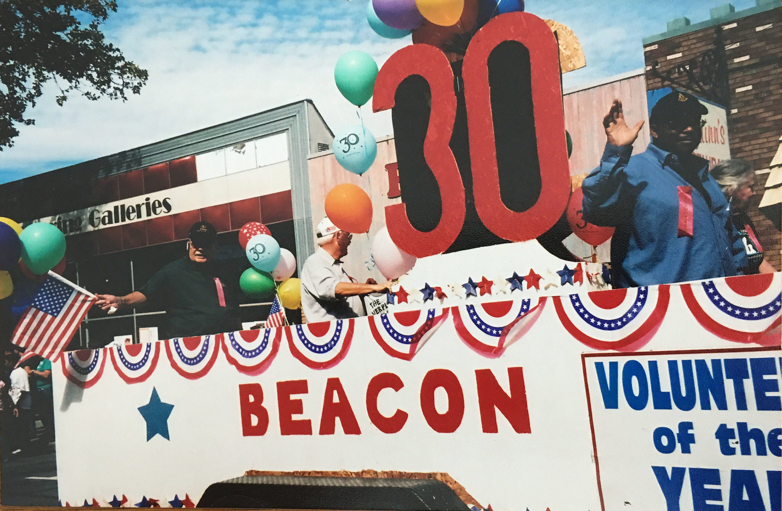 Spirit of Beacon Day 2007, courtesy Beacon Historical Society