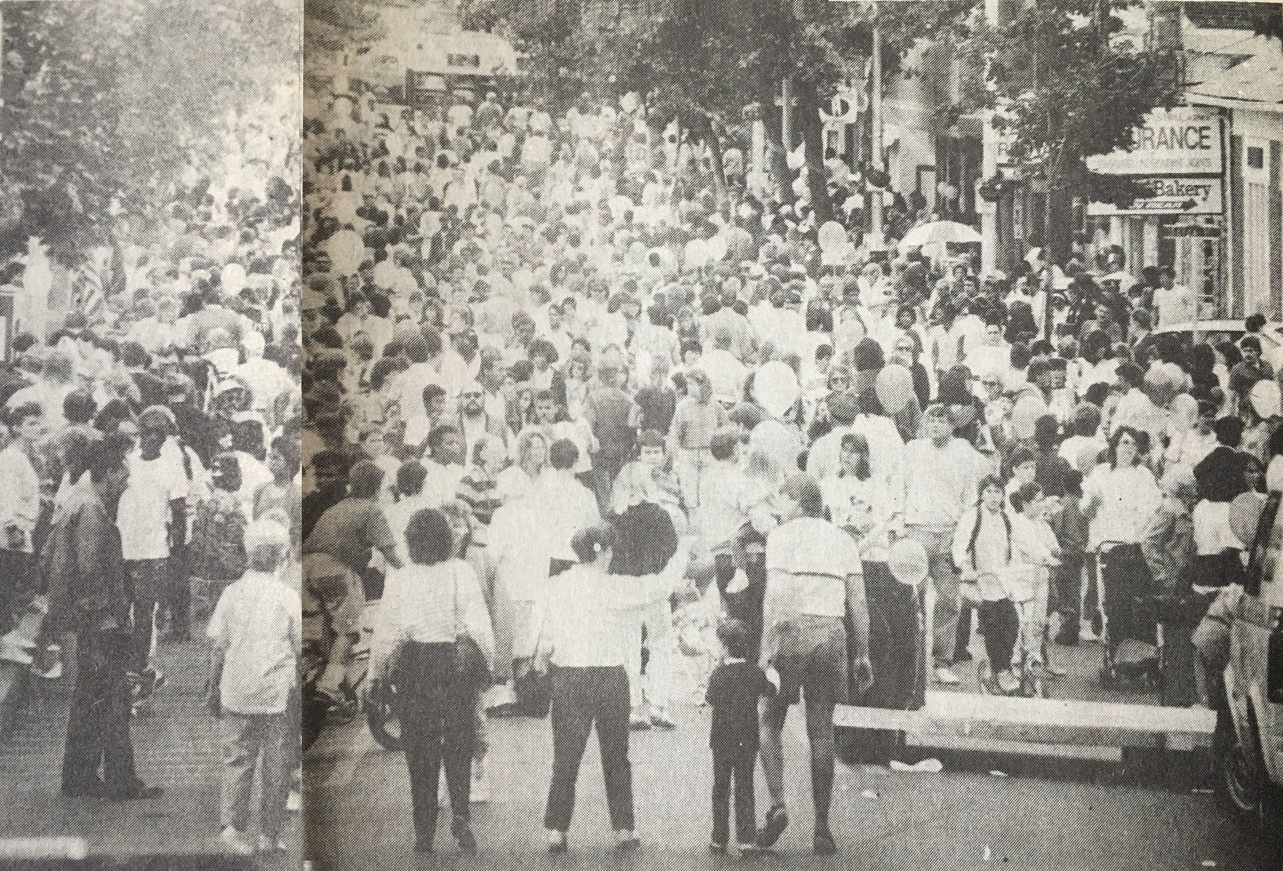 Spirit of Beacon Day 1988, courtesy Beacon Evening News
