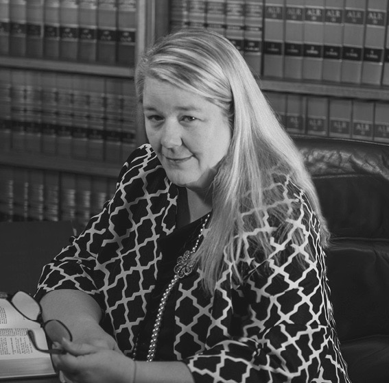Attorney Amy Hampton